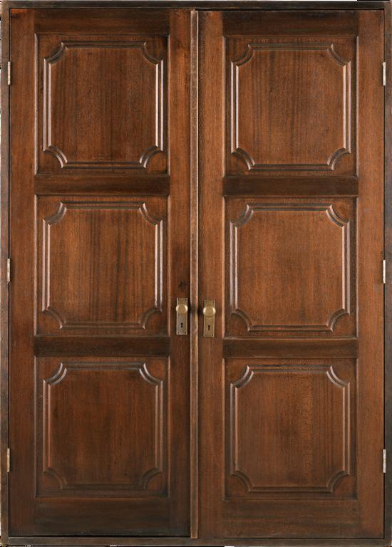 Двери межкомнатные Ока из натурального массива дерева