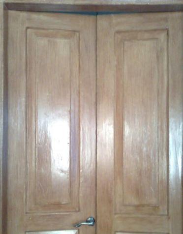 Нестандартные межкомнатные двери: комбинированные